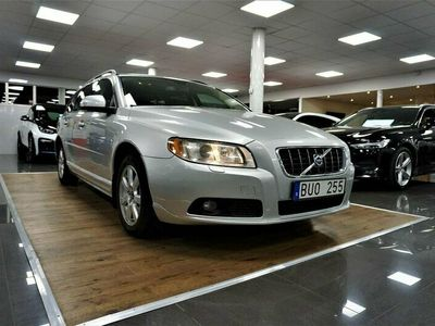 begagnad Volvo V70 2.4D Geartronic Momentum 163hk