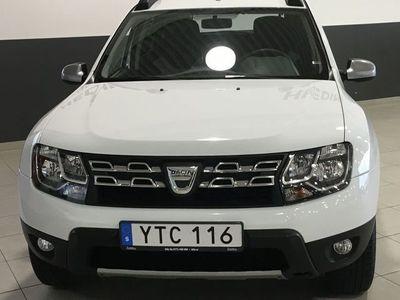 begagnad Dacia Duster 1.5 dCi 4x2 109hk