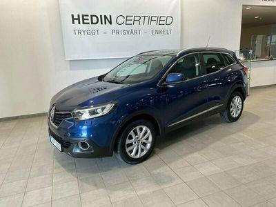 begagnad Renault Kadjar 1,2 TCe Zen EDC 4x2 2017, SUV Pris 164 500 kr