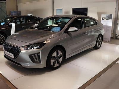 begagnad Hyundai Ioniq Hybrid Premium