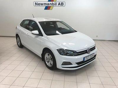 begagnad VW Polo 1.0 TSI BlueMotion 5-dörrars 95hk