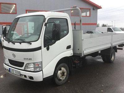 begagnad Toyota Dyna 150 3.0 D-4D 2007, Transportbil 95 000 kr