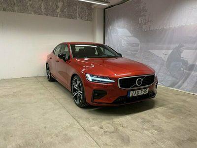 begagnad Volvo S60 T5 R-Design 2020, Sedan Pris 369 500 kr