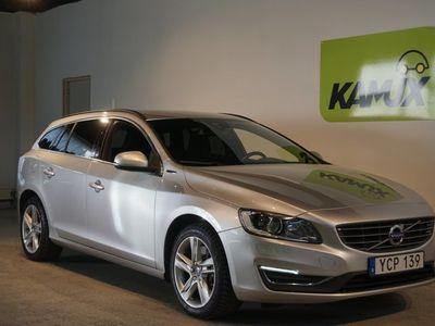 begagnad Volvo V60 D5 AWD Hybrid Twin Engine Momentum BE Nyserv (231hk)