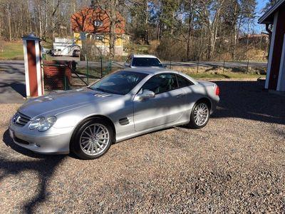 begagnad Mercedes SL500