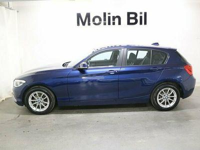 begagnad BMW 118 xDrive 5-dörrar / Advantage