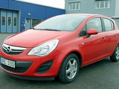 used Opel Corsa 5D 1.3 CDTI ecoFLEX 95hk - DRAG / MOTORV / S+VHJUL