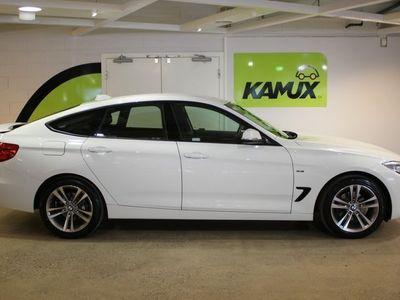 begagnad BMW 320 Gran Turismo d xDrive Sportline Drag Elbaklucka