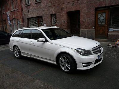 gebraucht Mercedes C200 136 AMG-Styling