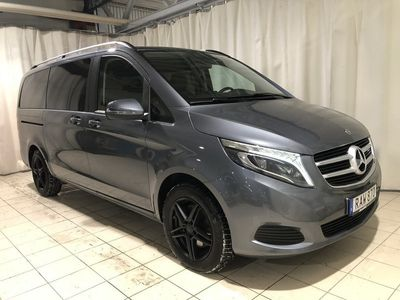 begagnad Mercedes V220 d 4MATIC Edition Lång, V-hjul