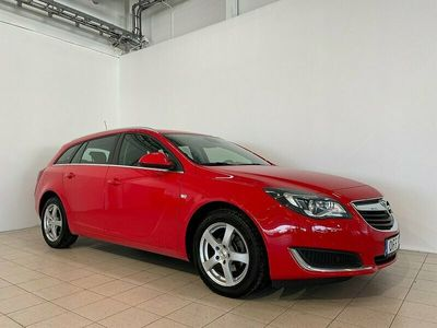 begagnad Opel Insignia Sports Tourer 1,6 diesel 136hk