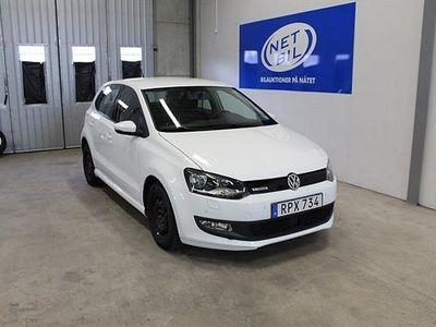 begagnad VW Polo 1.4 TDI BM V-hjul 75hk