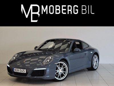 begagnad Porsche 911 Carrera 991.2 Coupé 370hk Sportav