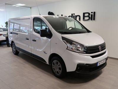 begagnad Fiat Talento Nordic L2H1 Drag värmare skatt 2018, Transportbil 237 375 kr