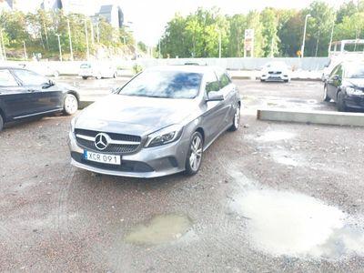 begagnad Mercedes 180 A klass