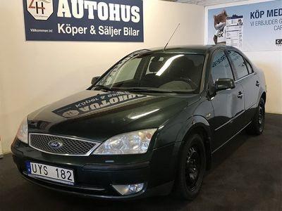 begagnad Ford Mondeo Halvkombi 2.0 (145HK) -05