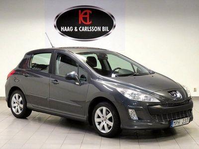 begagnad Peugeot 308 1,6 120Hk