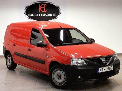 begagnad Dacia Logan VAN