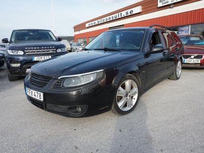 begagnad Saab 9-5 SportCombi 1.9 TiD Aut Vector 150hk