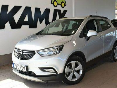 begagnad Opel Mokka X 1.4 Turbo   140 hk   Rattvärme   S&V  
