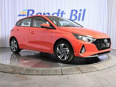 begagnad Hyundai i20 1.0 T-GDI 100hk Essential