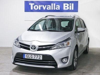 begagnad Toyota Verso 1.8 147hk 7-sits Edition 50, V-hjul