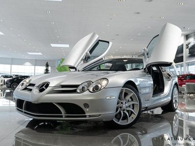 usata Mercedes SLR McLaren Benz McLaren 2005, Sedan 2 149 000 kr