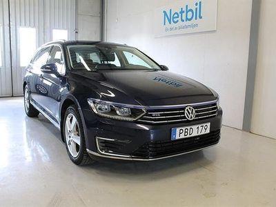 begagnad VW Passat VW 1.4 Plug-in-Hybrid SC Drag Vhjul 2017, Personbil 204 000 kr