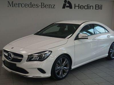 begagnad Mercedes CLA200 4-Matic DEMOBIL, Värmare, Drag, Apple carplay