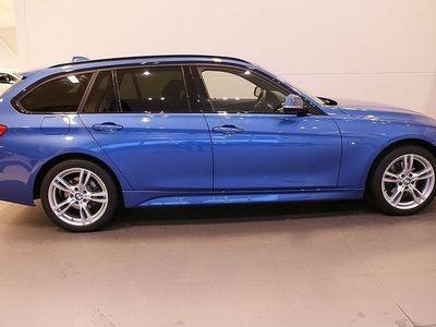 begagnad BMW 320 d M-Sport xDrive