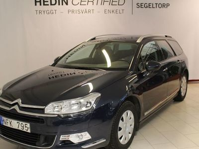 begagnad Citroën C5 1.6 HDI Tourer AUT S+V Hjul