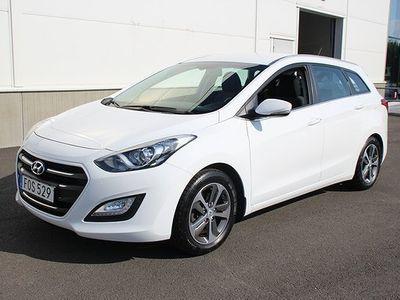begagnad Hyundai i30 1.6CRDi Comfort 110hk