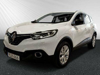 begagnad Renault Kadjar 1,2 TCe 130hk Limited 4x2