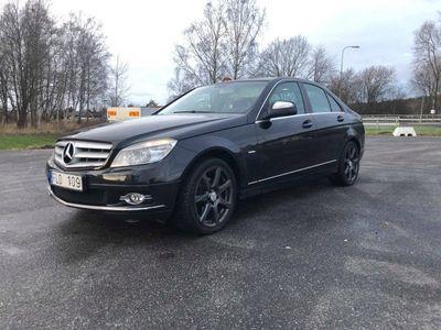 begagnad Mercedes C200