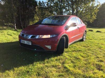 begagnad Honda Civic -10
