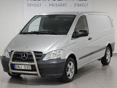 begagnad Mercedes Vito 116 CDI 163HK Automat