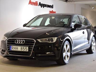 begagnad Audi A3 2.0 TDI 150 hk Sport