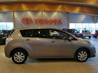 begagnad Toyota Verso 1.8 MAN EDITION 50,V-hjul