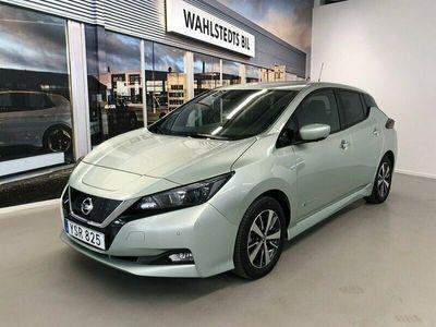 begagnad Nissan Leaf 40kWh N-connecta 360/Navi