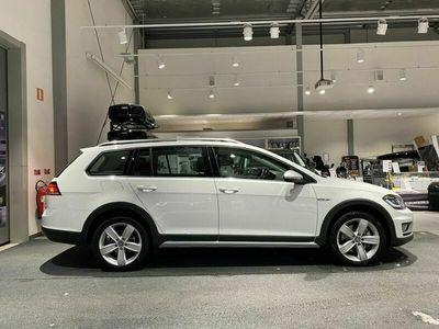 begagnad VW Golf Alltrack Sportscombi