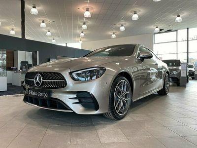 begagnad Mercedes E200 - Benz4Matic Coupé AMG Värmare