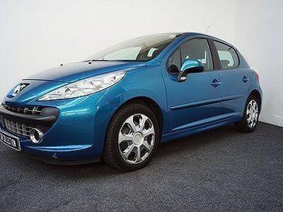 begagnad Peugeot 207 1.6 i Automat 5000 mil*0 kontant- -08