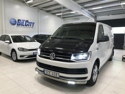 begagnad VW Transporter 2.0 TDI 4Motion