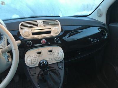gebraucht Fiat 500 - 1 ägare - låg miltal - bra skick -12