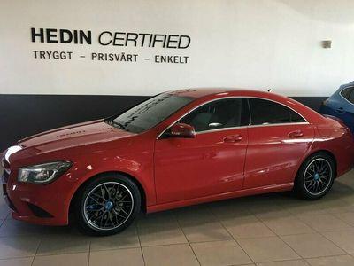 begagnad Mercedes CLA250