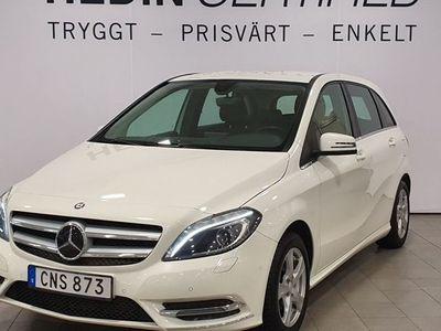 begagnad Mercedes 180 B-KLASSS & V hjul, Nav Back kamera