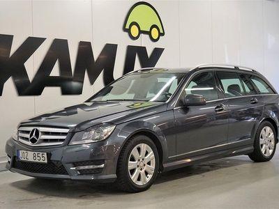 begagnad Mercedes 180 Benz C T 7G-Tronic Plus | AMG | Drag | Navi | PDC | 2013, Personbil 118 900 kr