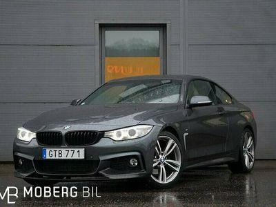 begagnad BMW 428 i Coupé 245hk M-Sport Navi H/K Karbon