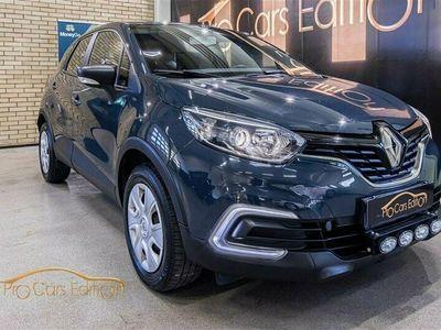 begagnad Renault Captur 0.9 TCe Manuell, 90hk