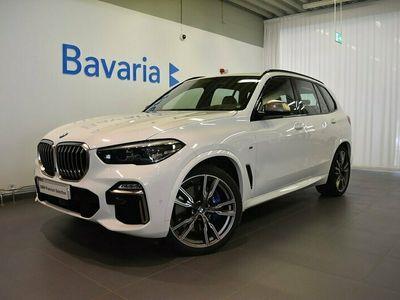 begagnad BMW X5 M50d M-Sport Innovation Winter 400hk